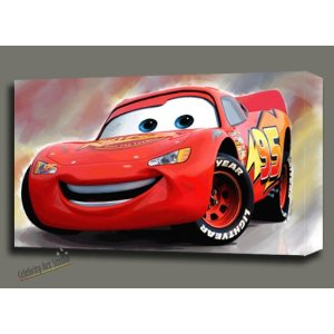 Mater And Lightning McQueen Cars 2 Character Wallpaper
