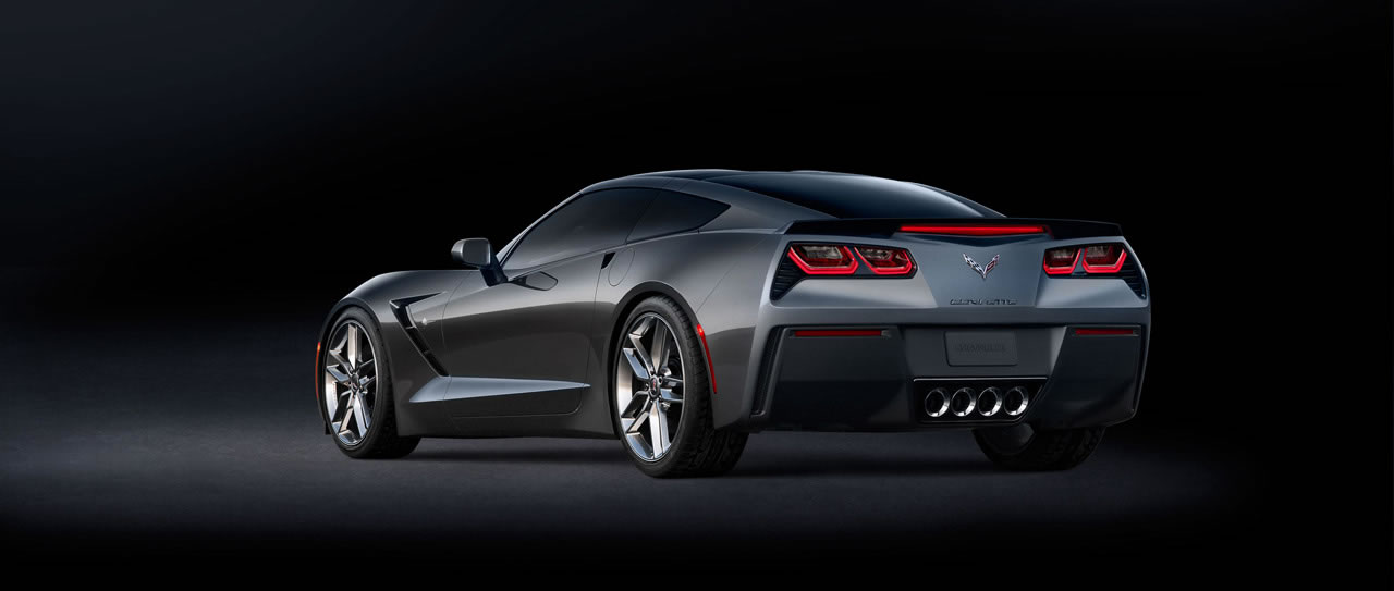 2014 corvette Stingray Wallpaper 4