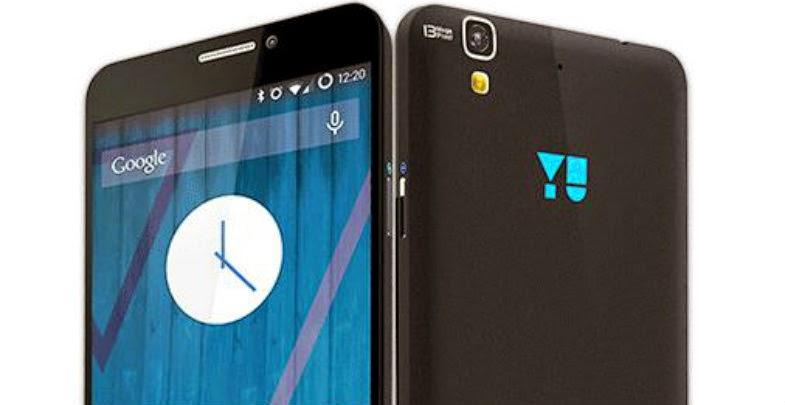 Micromax Yu Resmi Dirilis, Siap Jadi Pesaing OnePlus One