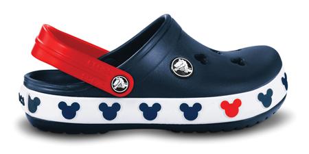 Zapatos azul marino Crocs infantiles HIcrvz