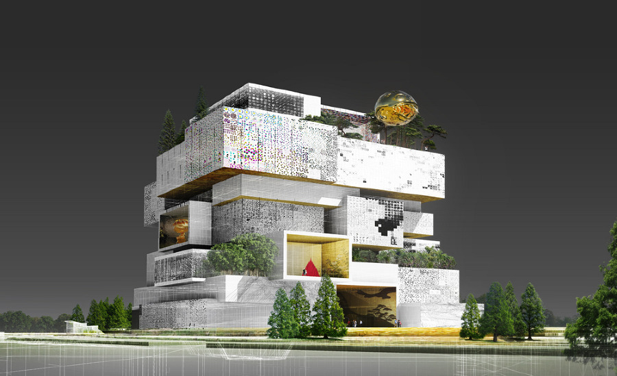 Design Ideas: Museum Design | The New Taipei City Museum of Art ...