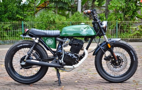 Poto Modifikasi Motor Gl 100.html | The Temple Pub