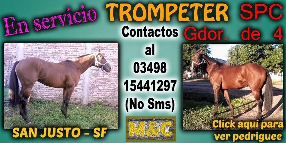 TROMPETERS - 01/04/15