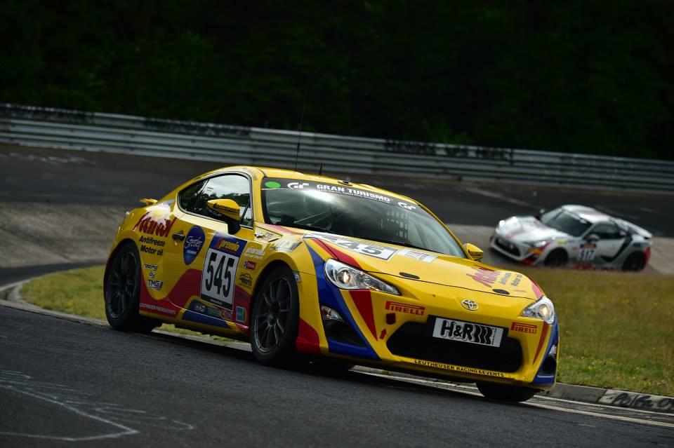TMG GT86 Cup, piękne sportowe samochody, agresywny design, Toyota