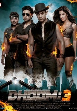 Film DHOOM 3 2013 di Bioskop
