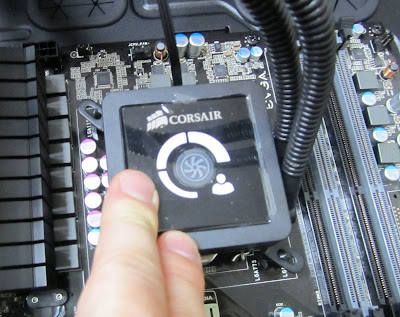 How to Install Hydro Series H100 Extreme Performance Liquid CPU Cooler picture 11