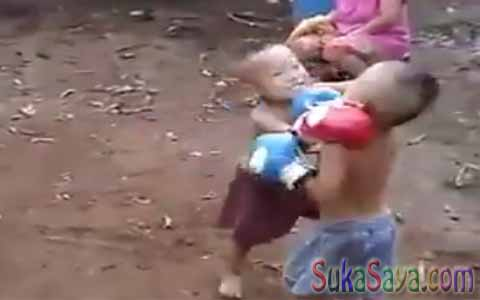 Thai Boxing Kids