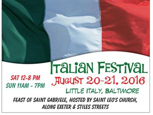 ITALIAN FESTIVAL - Aug 20th & 21st