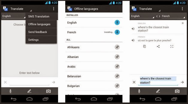 download aplikasi android googletranslate