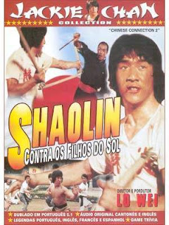 Download Shaolin Contra Os Filhos do Sol   Dublado DVDRip Avi