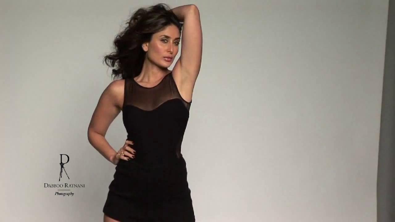 Kareena kapoor's spicy pics in black dress