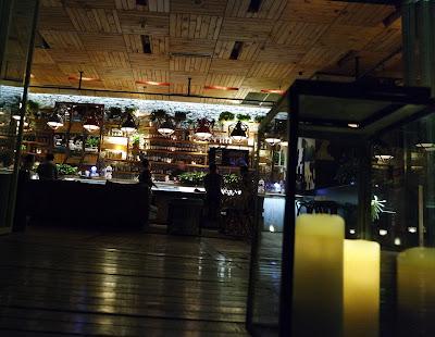 SKYE Rooftop Bar & Restaurant at Menara BCA Thamrin Jakarta