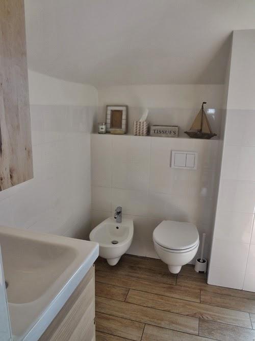 łazienka Na Poddaszu Magiczny Domek