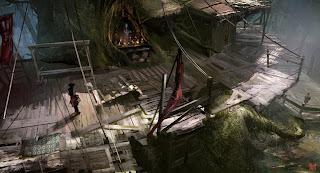 assassins creed iii liberation concept art 3 Assassins Creed III: Liberation Concept Art