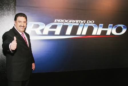 Uma das entrevistas de maior sucesso do programa do Ratinho: