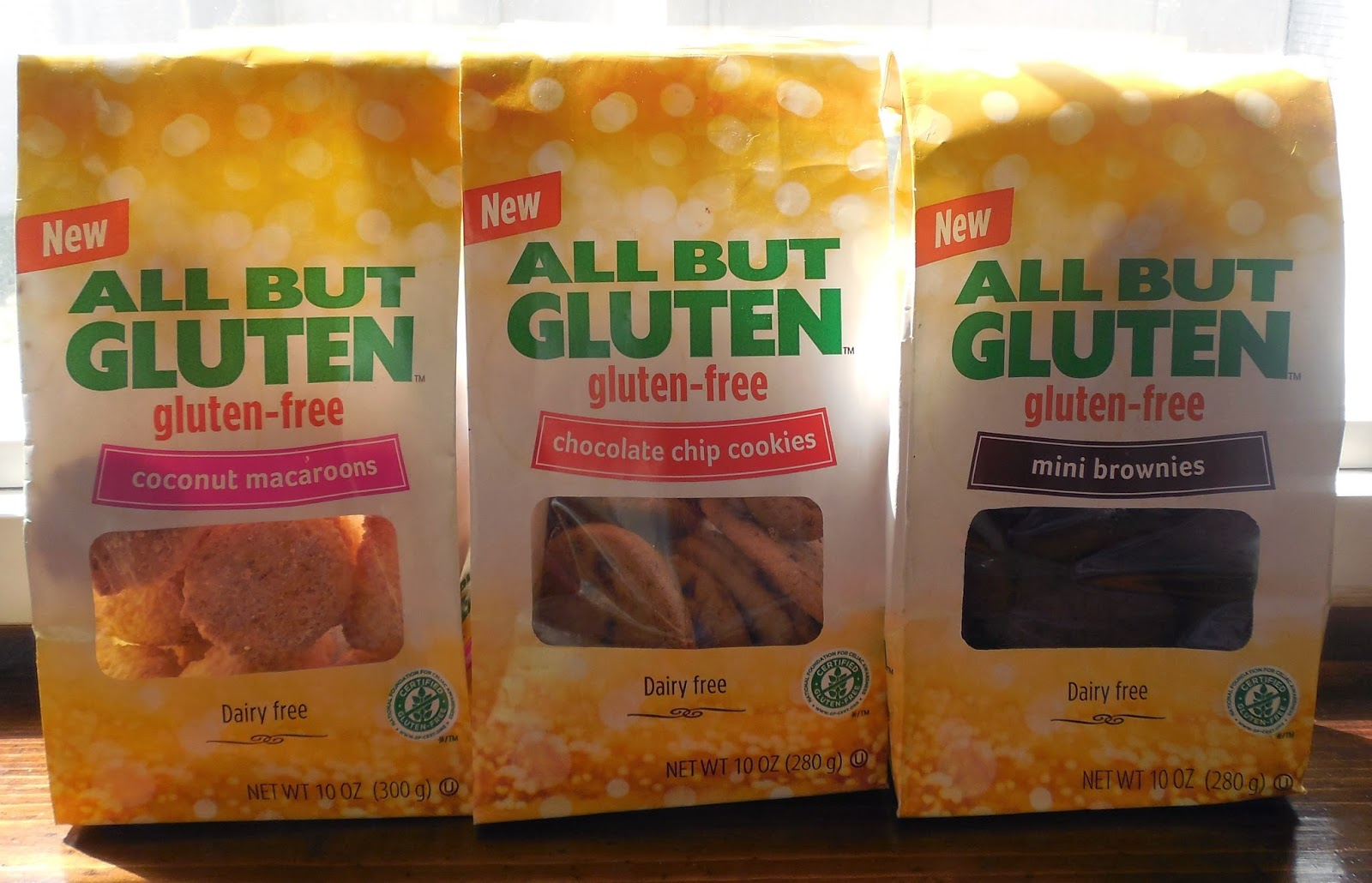 All But Gluten Baked Goods