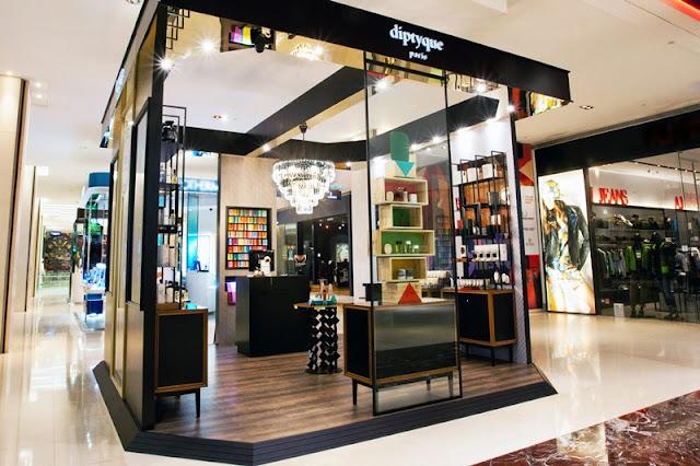 Diptyque, Flagship Store, Pavilion Kuala Lumpur, New Flagship Store, Diptyque Malaysia, Diptyque
