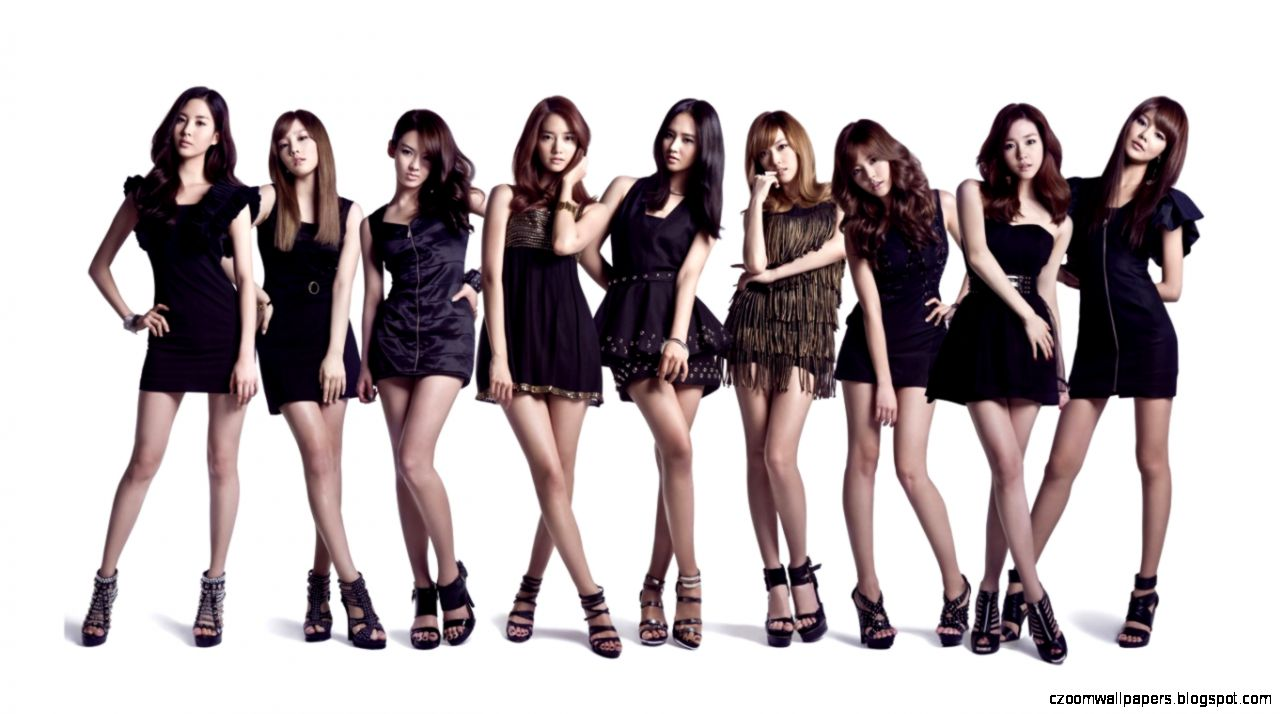Girls Generation HD desktop wallpaper  Widescreen  High