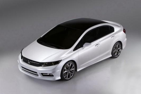 Honda Civic Si Sedan White. 2012 civic si sedan interior.