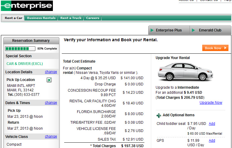 Coupon Codes For Enterprise Car Rental