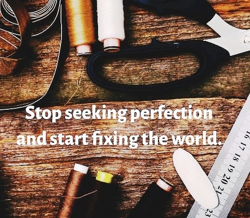 Start Fixing The World