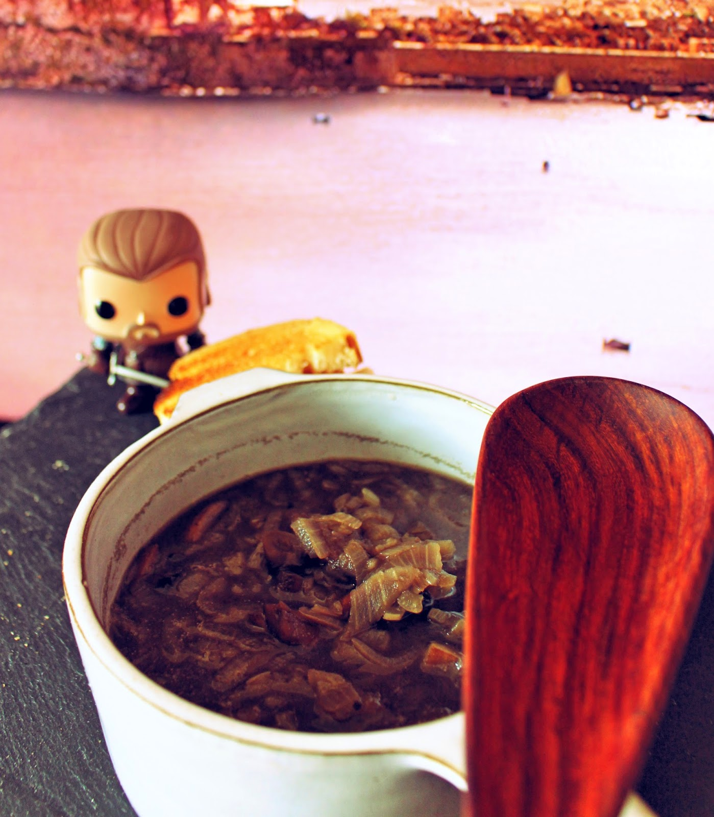 Game of Thrones Bowl of Brown
