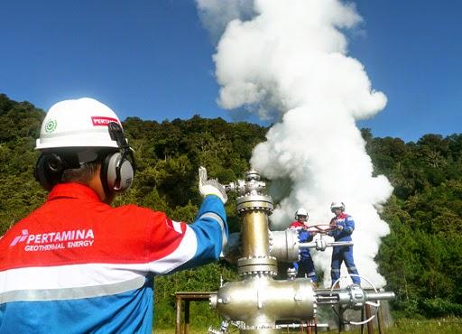 Loker Terbaru PT Pertamina GE April 2015