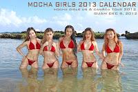 Mocha Girls 2013 Calender