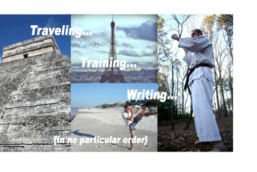 Traveling, Training and Writing