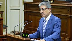 """NC exige a Clavijo que """"asuma que Canarias son siete islas y actúe como presidente"""" del Gobierno"""