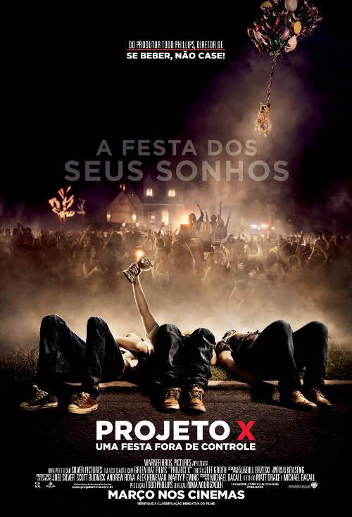 Filme Poster Projeto X – Uma Festa Fora de Controle DVDRip XviD Dual Audio & RMVB Dublado