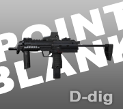 Senjata MP7 Ext. Point Blank - PB