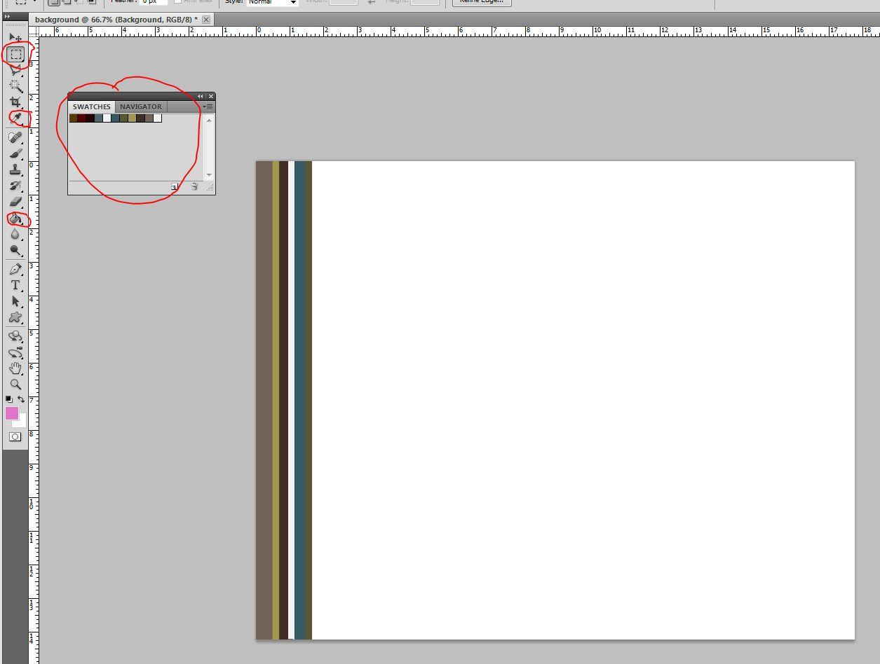 how to make image background dreamweaver