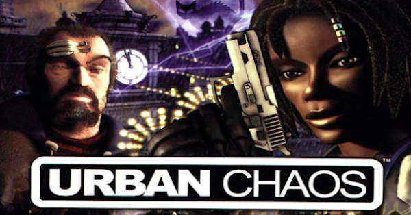 Free Download Urban Chaos PC Game
