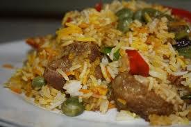 Tentang Seseorang Resepi Nasi Beriani Johor