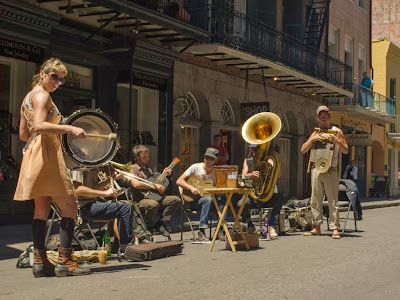 Musicians, New Orleans
