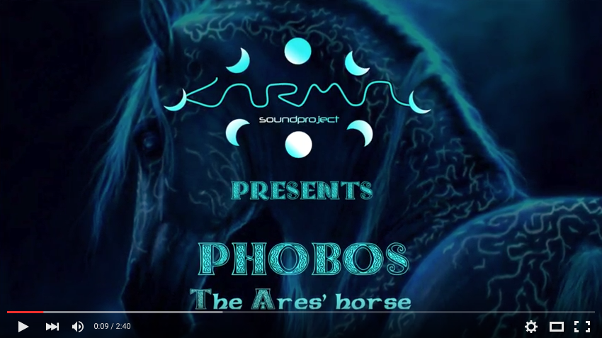 PRODUCCION DE GUITARRA PARA EL TEMA PHOBOS / GUITAR PRODUCCTION FOR PHOBOS THEME