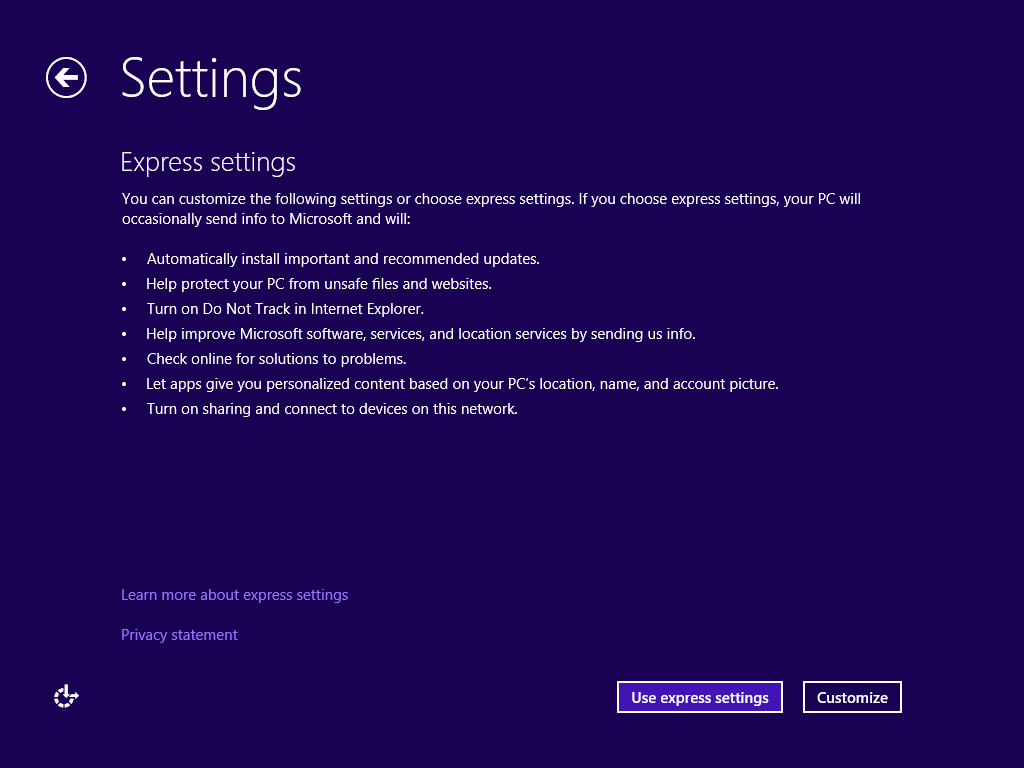 13.+Express Cara Memasang Windows 8