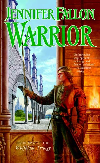 Warrior (Hyrthun Chronicles: Wolfblade Trilogy: Book 2)