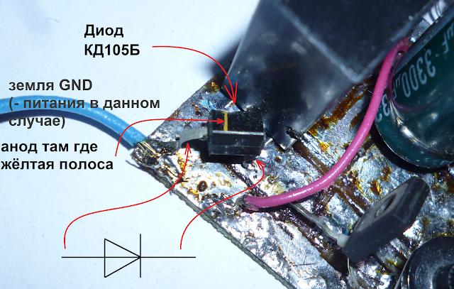 Переменный конденсатор своими руками фото 766