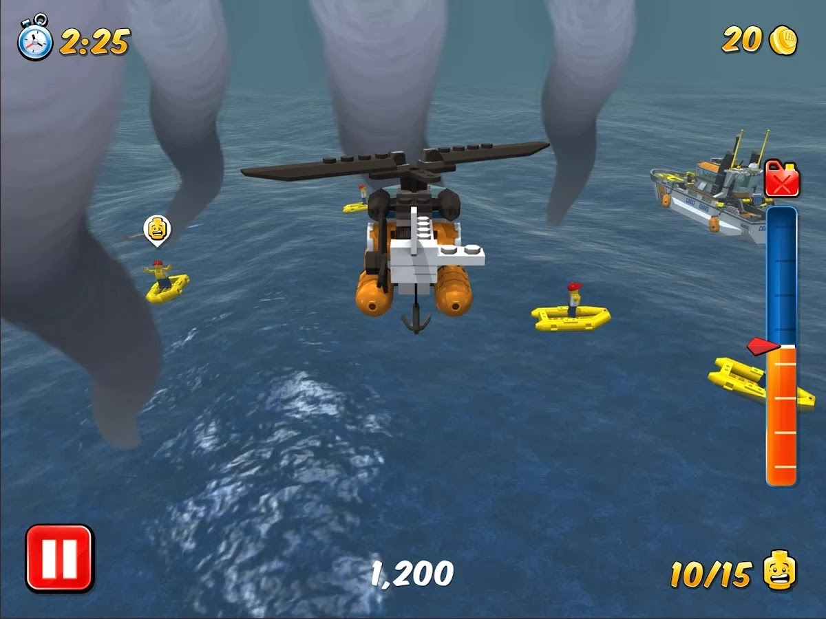 Screenshot LEGO® City My City Android