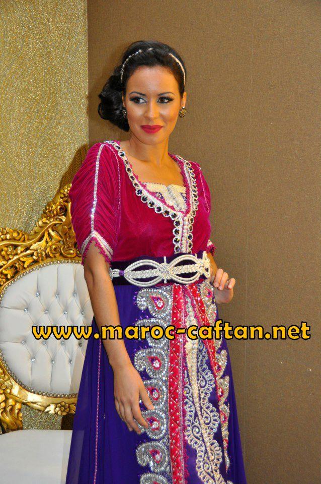 Achat caftan paris boutique vente robe marocain et takchita - Boutique caftan paris 18 ...