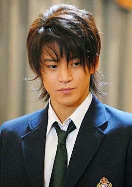 Shun Oguri - Detektif Conan Live Action