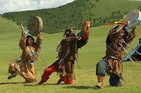 Şaman-kam-baksi fotoları