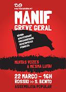 Grève générale Portugal