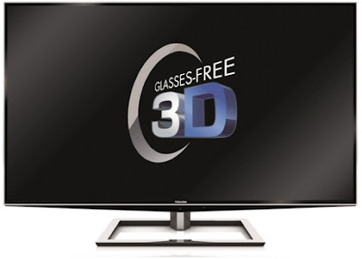 Toshiba ZL2 - Glasses free 3D TV