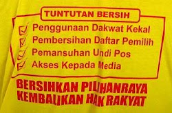 BERSIH 2.0 TIDAK DIBERI PERMIT?