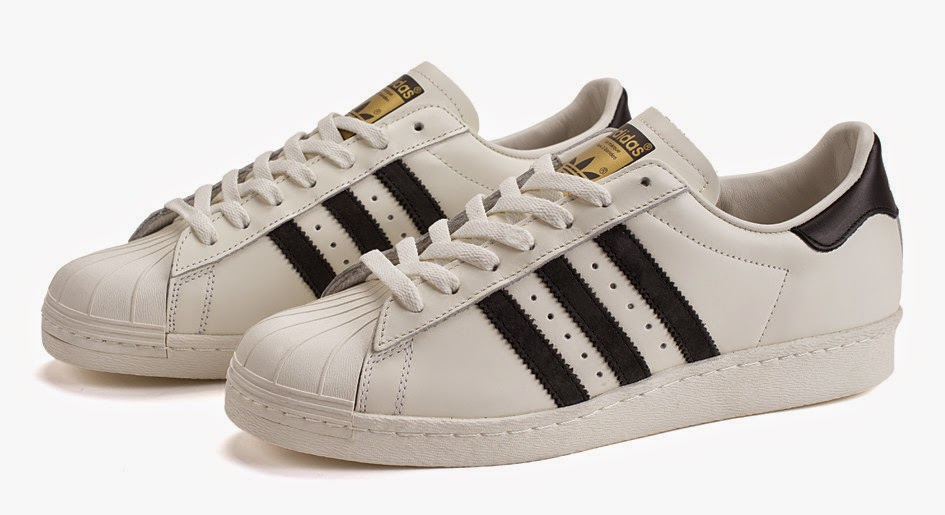 Cheap Adidas BNY Sole Series: Men's Superstar 80s Deconstructed Leather
