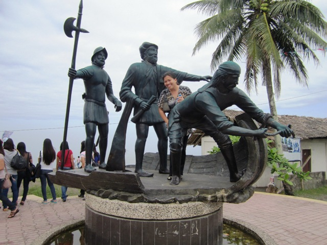 Magellan's Anchorage in Masao, magellan anchorage, magellan masao, achorage magellan, magellan anchor, butuan tours, butuan attractions