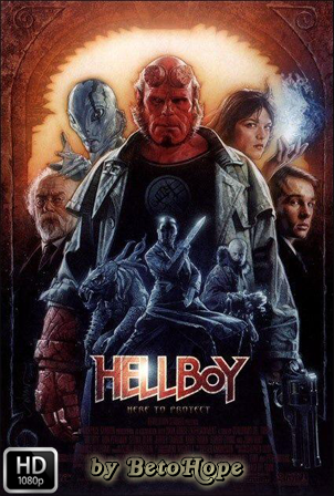 Hellboy [1080p] [Latino-Ingles] [MEGA]
